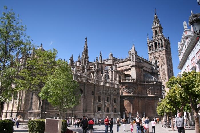 Katedra de Santa María i Giralda