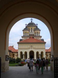Alba Iulia- Katedra prawosławna