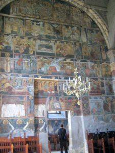 Suczawa - Monaster św. Jana Nowego