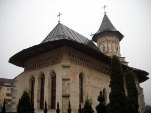 Suczawa - klasztor św. Jana Nowego