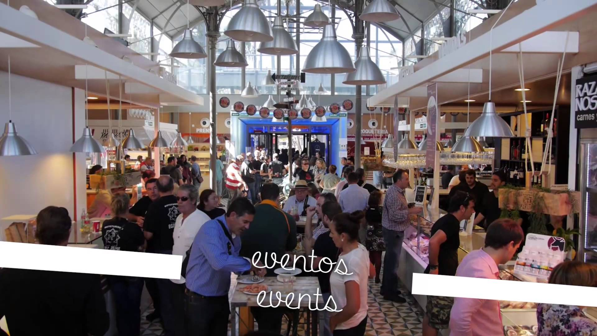 Mercado Victoria w pełnej okazałości