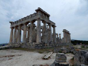 Egina - Świątynia Afai